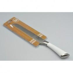Nůž na krájení chleba EH - 33 cm - bílý