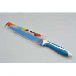Kuchyňský nůž - 34 cm - modrý