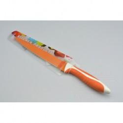 Kuchyňský nůž - 34 cm - oranžový