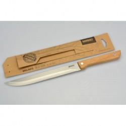Nerezový porcovací nůž - 20 cm - Banquet