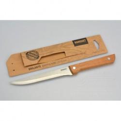 Nerezový vykosťovací nůž - 15 cm - Banquet
