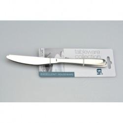 Příborový nůž z nerezové oceli EH - 3 ks - 22 cm