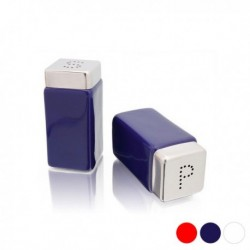 Slánka a pepřenka - 2 ks - modré