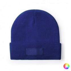 Jednobarevná zimní čepice