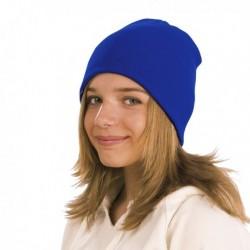 Elastická zimní čepice