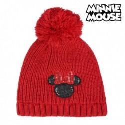 Dětská čepice - Minnie Mouse 74283 - červená
