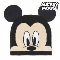 Dětská čepice - Mickey Mouse 74349 - černá