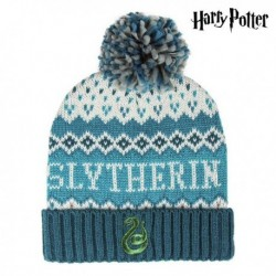 Dětská čepice - Harry Potter - Slytherin - modrá