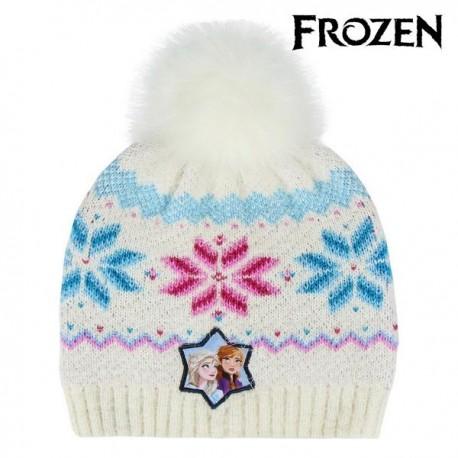 Dětská čepice - Frozen 74284 - bílá