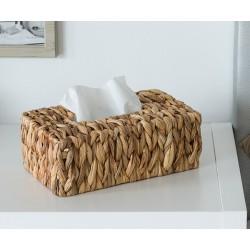 Krabice na kapesníky z kukuřičného listu - Oh My Home