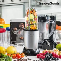 Mixér s odšťavňovačem a knihou receptů One Touch - 250 W - InnovaGoods