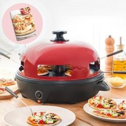 Elektrická trouba na mini pizzy s knihou receptů Presto! - 700 W - InnovaGoods