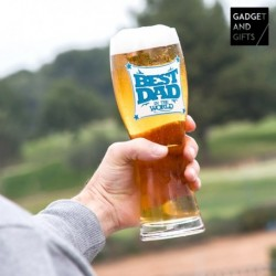 Sklenice na pivo - Best Dad - Gadgets and Gifts