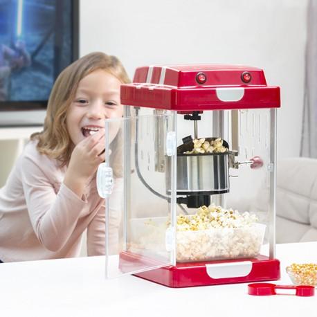 Popcornovač Tasty Pop Times - 310 W - InnovaGoods