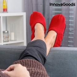 Nahřívací bačkory do mikrovlnné trouby - InnovaGoods