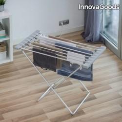 Elektrický sušák na prádlo - 8 tyčí - 120 W - InnovaGoods