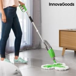 Trojitý mop s rozprašovačem - InnovaGoods