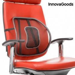 Prodyšná přenosná zádová opěrka na kancelářskou židli - InnovaGoods