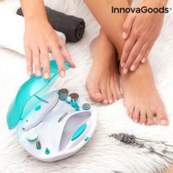 Profesionální set na manikúru a pedikúru Home Nail Salon - InnovaGoods