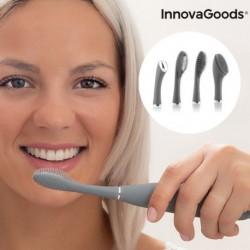 Silikonový sonický kartáček na zuby s příslušenstvím Klinfor - InnovaGoods