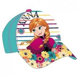 Dětská kšiltovka - Ledové Království Anna - 53 cm