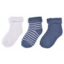 Dětské termo ponožky - mix barev - 3 páry - Looken