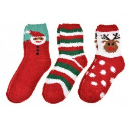Vánoční termo ponožky - mix motivů - 3 pár - Emi Ross