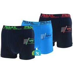 Bavlněné boxerky G55461 - 1 ks - Pesail