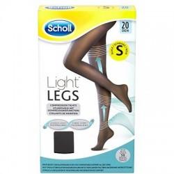 Kompresní punčochové kalhoty - černé - Scholl