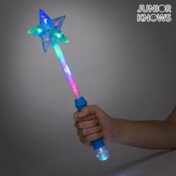 LED kouzelná hůlka - víla - Junior Knows