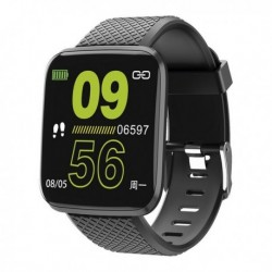 "Fitness náramek 1,3"" TFT, Bluetooth 4.0, IP67"
