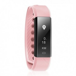 "Fitness náramek Sunstech Fitlife, 0,86"" OLED, Bluetooth 4.0, IP67"