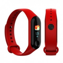 Fitness náramek - 0,96 - Bluetooth 4.0 - IP67 - Brigmton