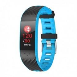 "Fitness náramek Brigmton BSport-16-A, 0,96"" OLED, Bluetooth 4.0, IP67 - modrý"