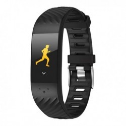 "Fitness náramek Brigmton BSport-16-N, 0,96"" OLED, Bluetooth 4.0, IP67 - černý"