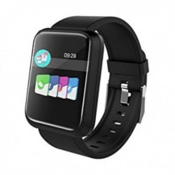 "Fitness náramek BSport-17 - 1,3"" - TFT - Bluetooth - IP67 - Brigmton"