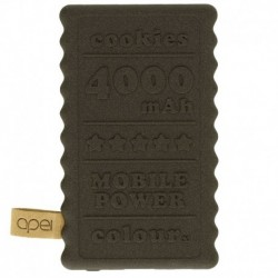 Powerbanka Cookie - 4000 mAh - Apei