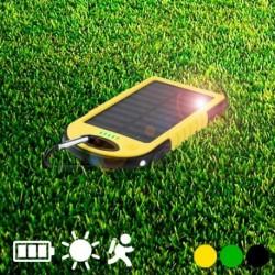 Solární powerbanka 144939 - 4000 mAh