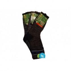 Dámské zdravotní bambusové termo ponožky PB-839 - 3 páry - AMZF