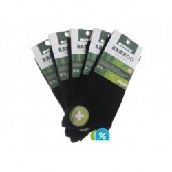 Pánské bambusové ponožky FF9308 - 5 párů - Auravia