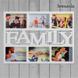 Rámeček na rodinné fotky Family - 6 fotek