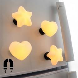 Malá magnetická LED lampička