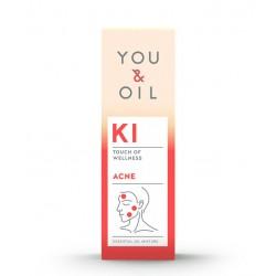 Směs éterických olejů proti akné - 5 ml - YOU & OIL KI