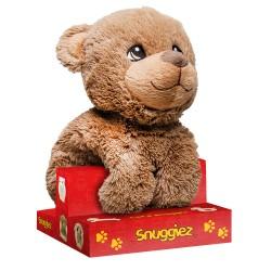 Plyšový medvídek Snuggiez Brownie - Rappa