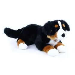 Velký plyšový salašnický pes - ležící - 61 cm - Rappa