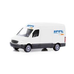 Unikátní kovové auto PPL - 11,5 cm - Rappa