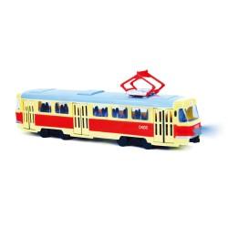 Tramvaj Tatra T3 s hlášením zastávek v češtině - 28 cm - Rappa
