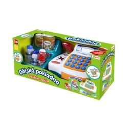 Unikátní dětská pokladna s českým zbožím - Rappa