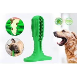 Zubní kartáček pro psy - silikonový