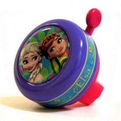 Zvonek na kolo - kovový - Ledové Království - Prexim